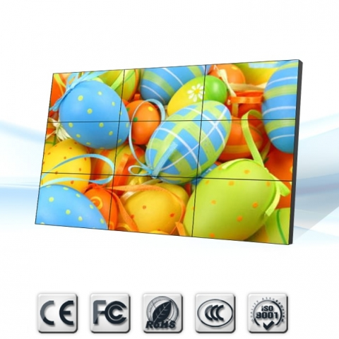 Samsung-55inch-1 8mm-500nit Seamless LCD Video Wall