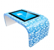 3G/4G Wifi Network Interactive Multi Touch Table