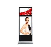 Stand Alone Dual Screen LCD Advertising Players