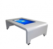 Floor Standing Touch Screen Kiosk