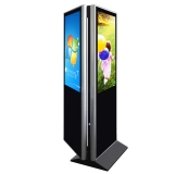 Dual Screen Stand Alone Digital Signage, Digital Signage Advertising