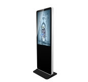 IPhone & IPad Style Stand Alone Digital Signage LCD Advertising Display