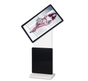 Rotating Stand Alone Digital Signage Advertising Display