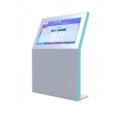 Multimedia Touch Screen Information Kiosk